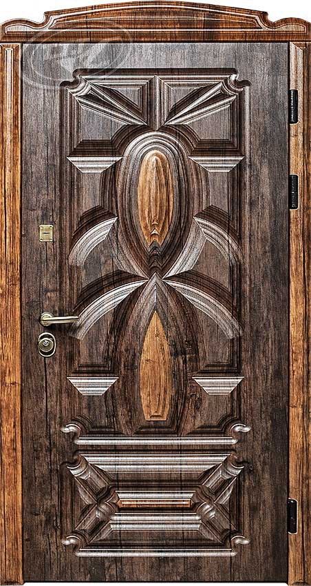 Входная дверь «Оскар 3D»