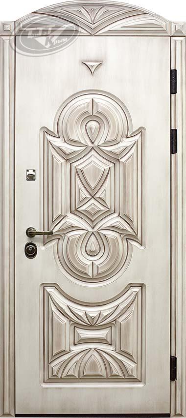 Входная дверь «Статус SN 3D»