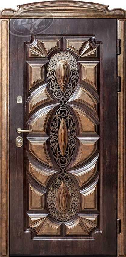 Входная дверь «Оскар 3D ST»