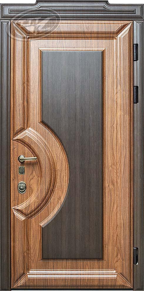 Входная дверь «Респект 3D»