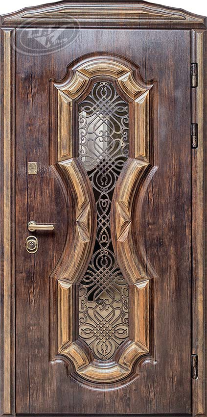 Входная дверь «Аскона 3D ST»