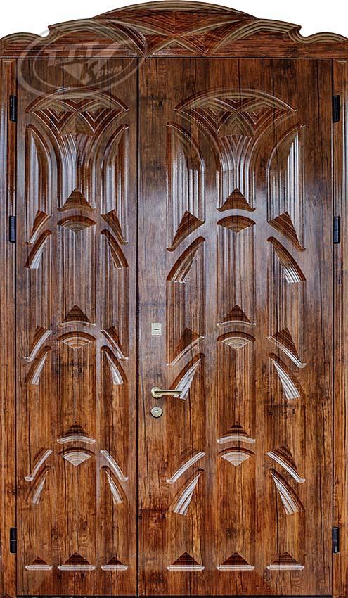 Входная дверь «Лотос Split 3D «