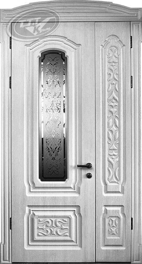 двустворчатые двери купить в Севастополе
