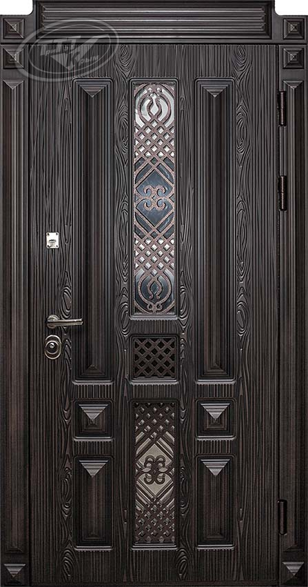 входная дверь со стеклом купить