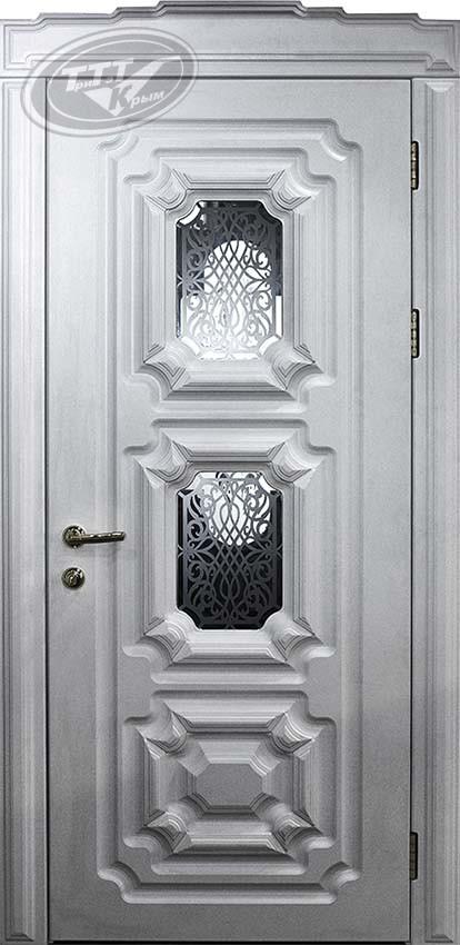 Межкомнатная дверь Эталон 3D (в ПВХ)