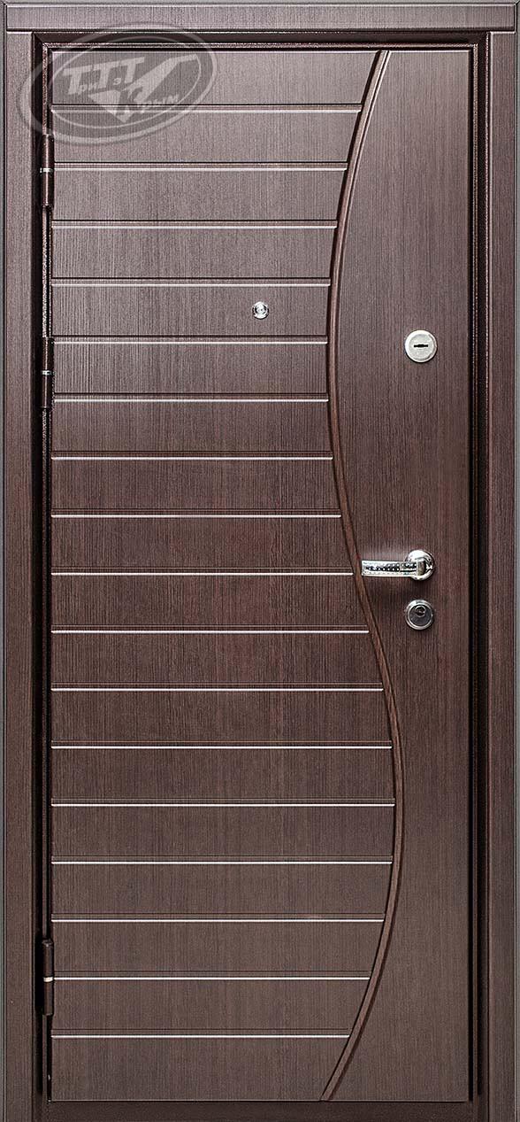 описание стальных дверей