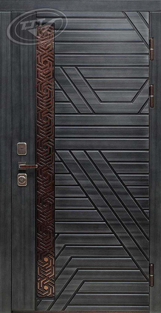 Входная металлическая дверь «Титаниум»
