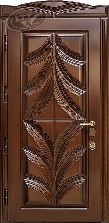 Двери для дома «Стар 3D»