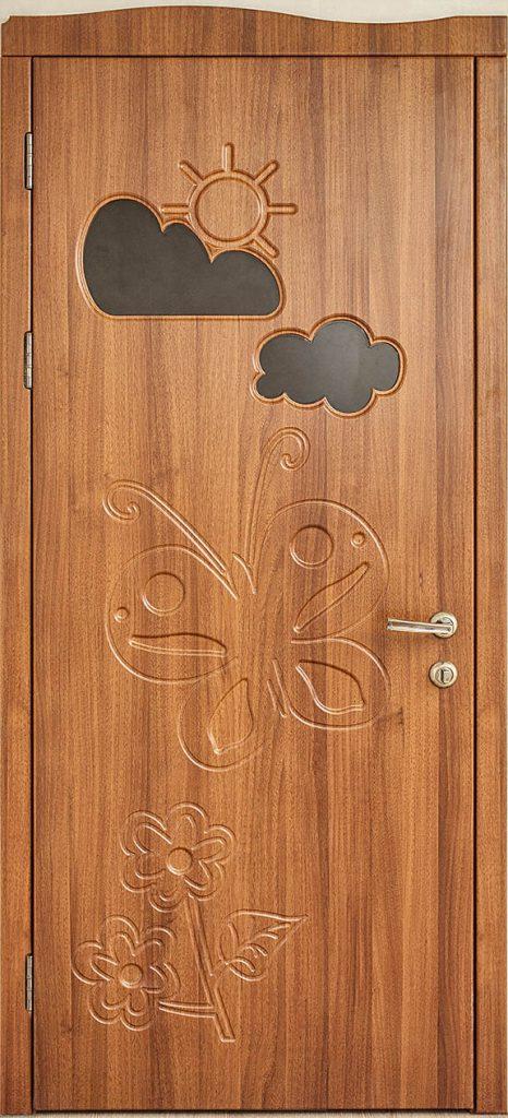 Межкомнатная дверь Бабочка