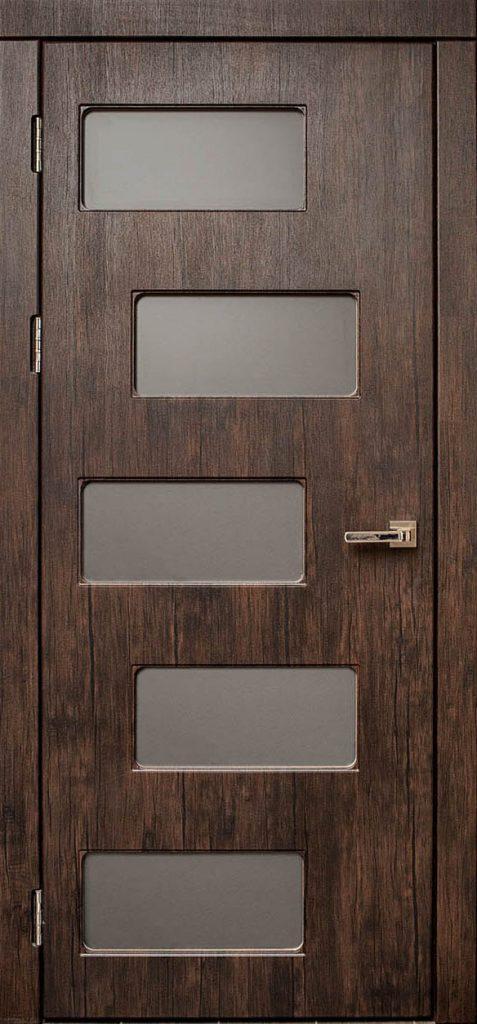Межкомнатная дверь Квант (без коры)