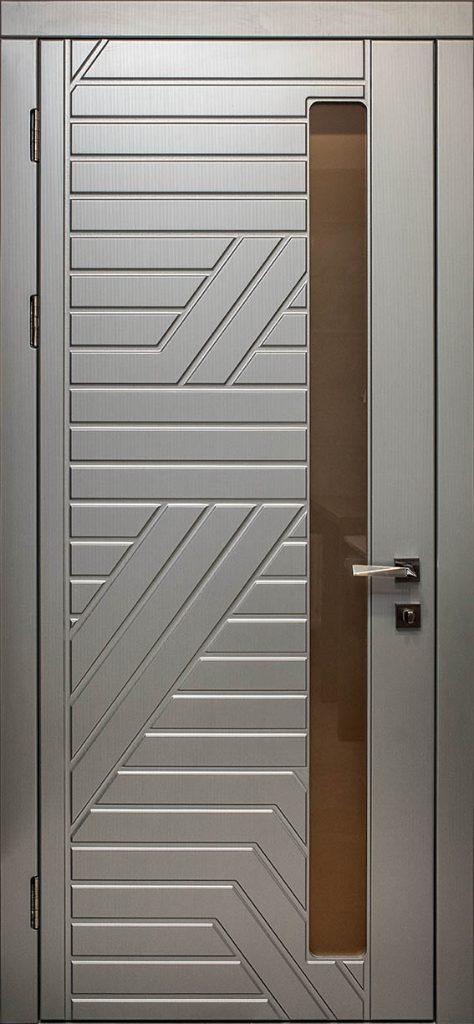 Межкомнатная дверь Титаниум
