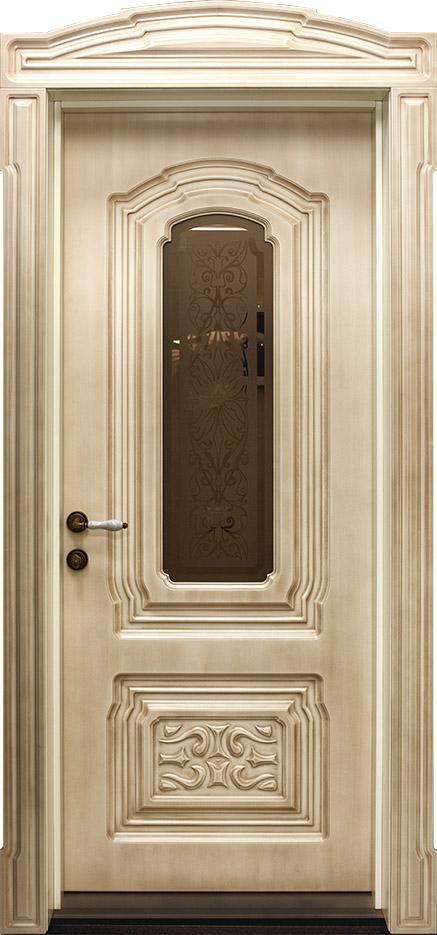 Межкомнатная дверь Султан (ПВХ)