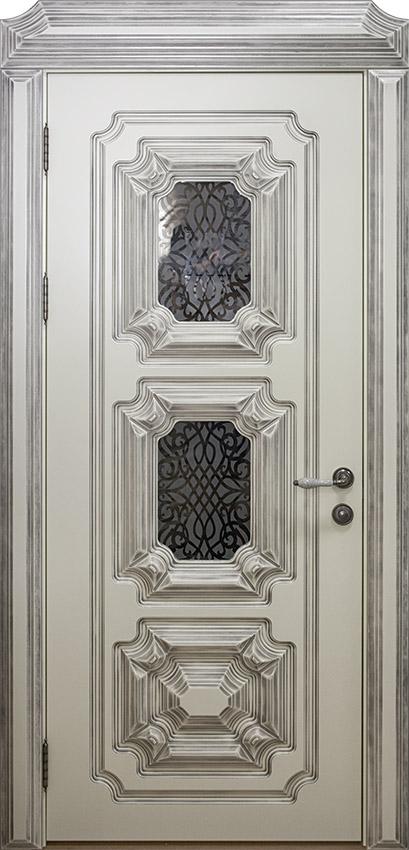 Межкомнатная дверь Эталон 3D (ПВХ)