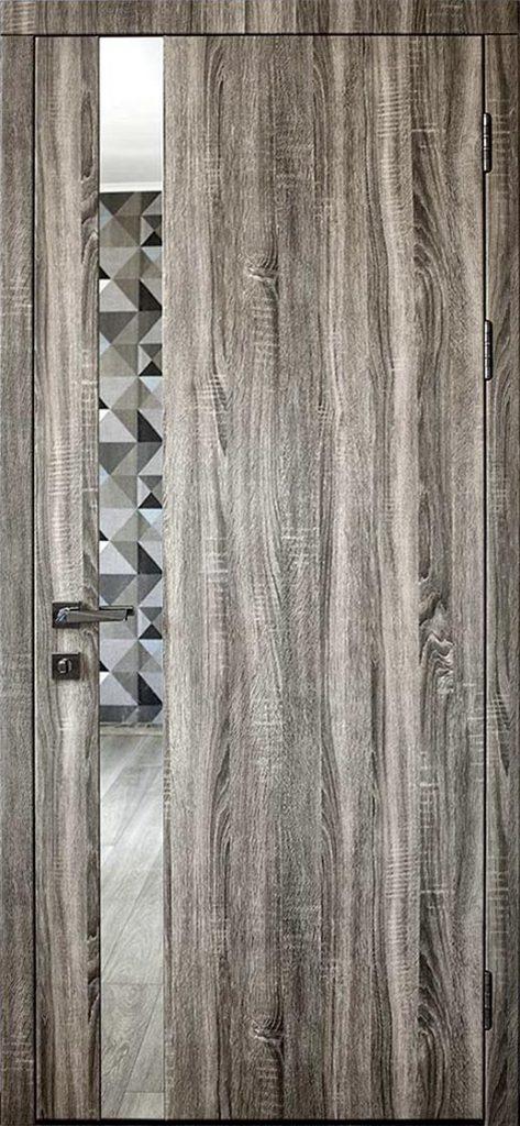 Межкомнатная дверь Вектор вертикаль