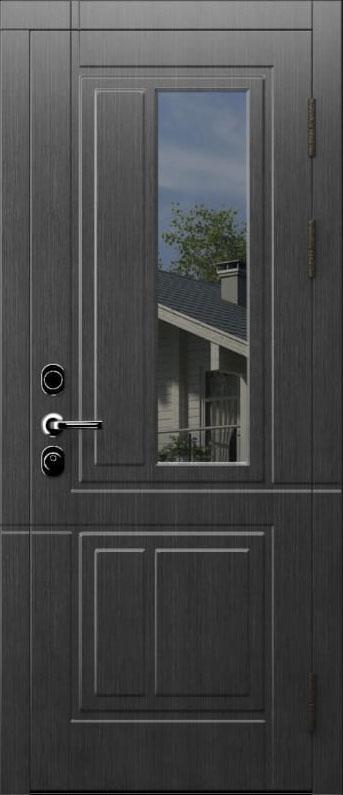 железные двери входные