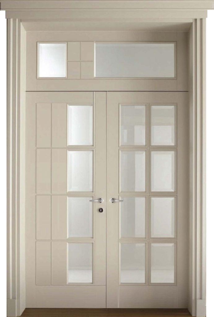 Двустворчатая межкомнатная дверь Salvador Dali