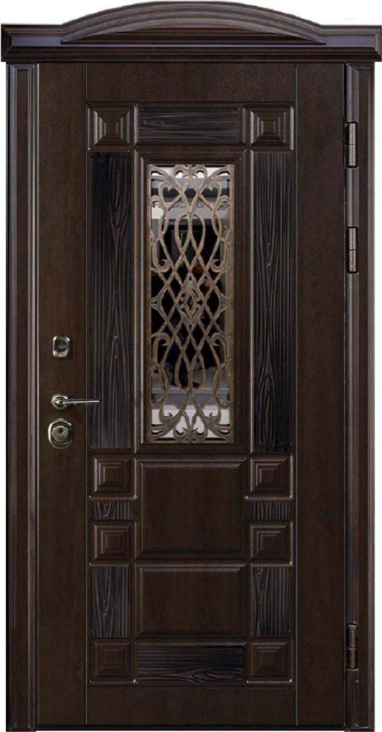 Дверь Торекс входная металлическая в частный дом