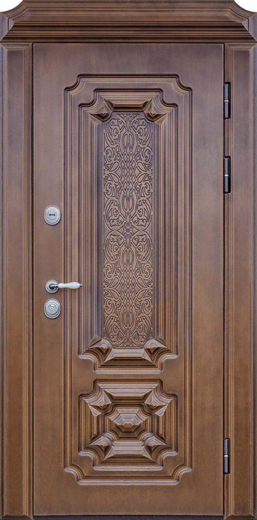 Входная дверь для частного дома Эталон Люкс