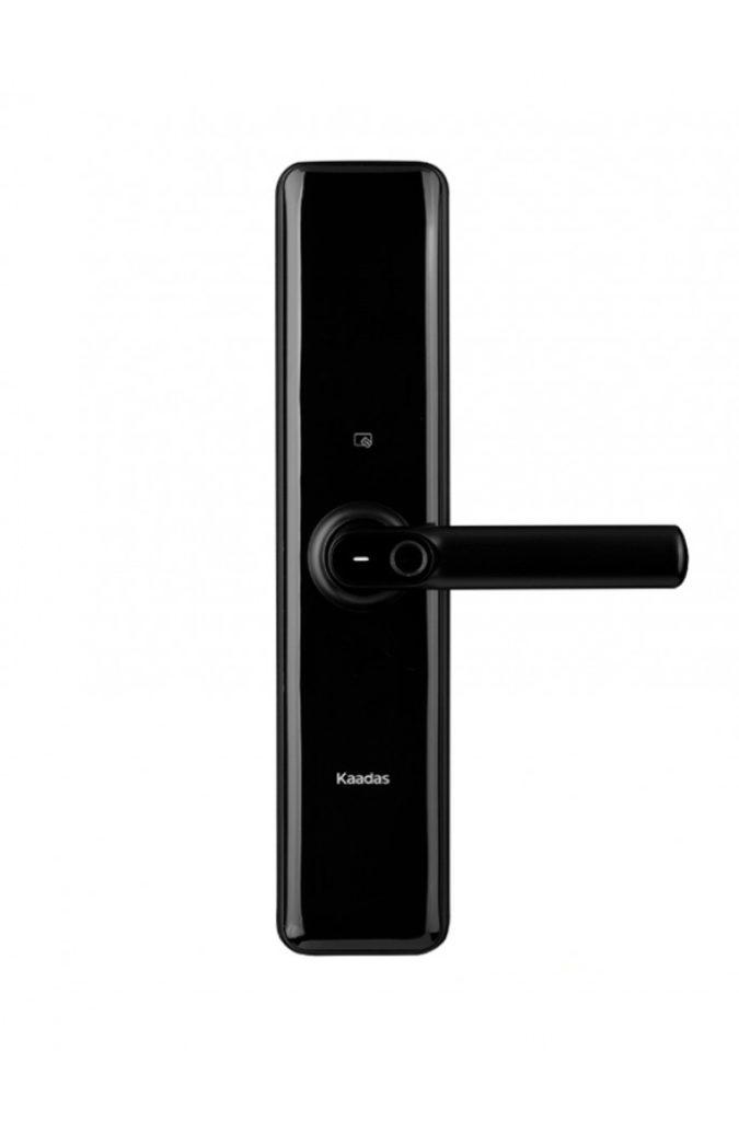 Электронный дверной замок Kaadas S8 Black с отпечатком пальца