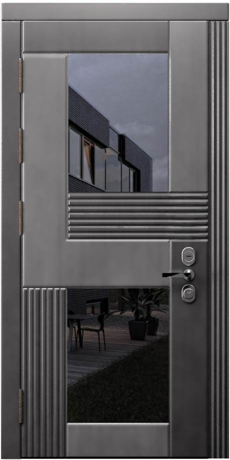 Уличная дверь для дома