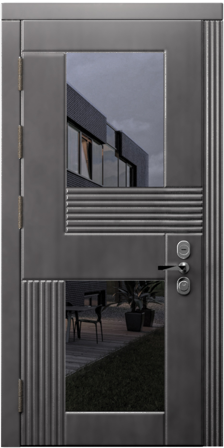 купить уличную дверь в дом