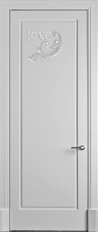 Дизайнерские двери Love