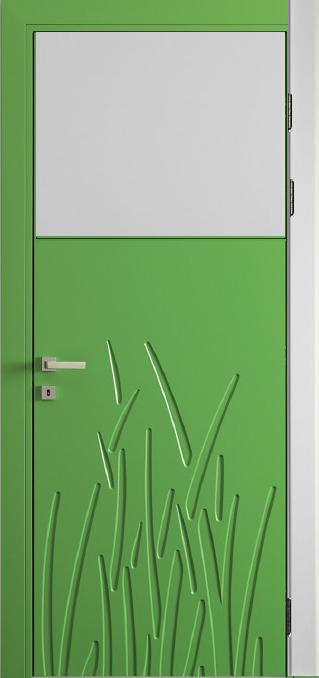 Дизайнерские двери межкомнатные